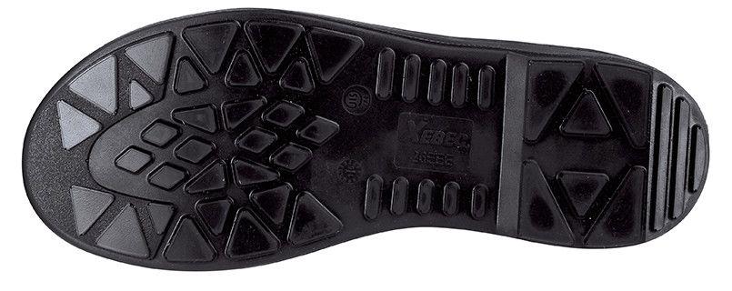 ジーベック 85023 安全長編上靴 樹脂先芯 アウトソール・靴底
