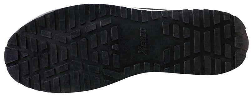 ジーベック 85118 ZIPアップセフティシューズ 樹脂先芯 アウトソール・靴底