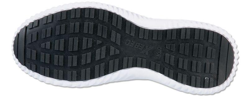 ジーベック 85144 プロスニーカー(R)(男女兼用) ひもタイプ スチール先芯 アウトソール・靴底