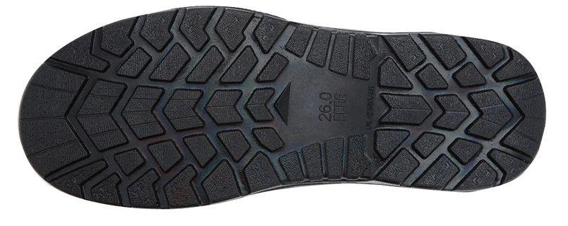 ジーベック 85202 マジックテープセフティシューズ 樹脂先芯 アウトソール・靴底