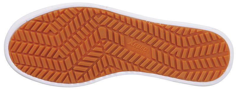 ジーベック 85664 安全靴 厨房シューズ スチール先芯 アウトソール・靴底