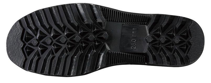 ジーベック 85704 安全長靴 スチール先芯 アウトソール・靴底