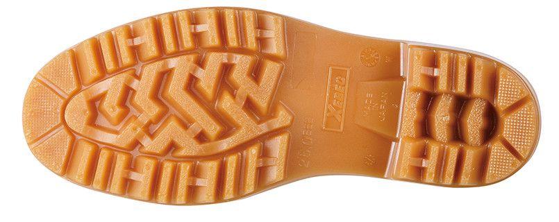 ジーベック 85760 耐油長靴 先芯なし アウトソール・靴底