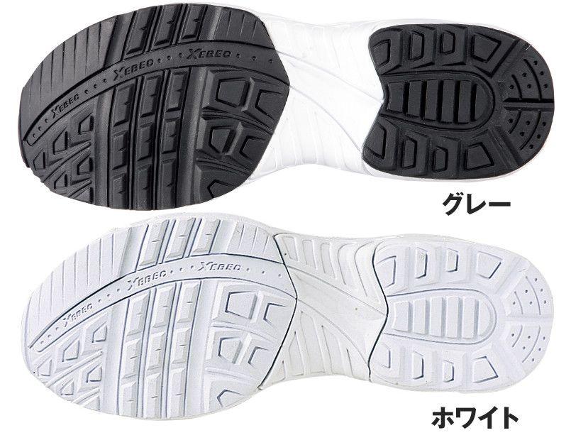 ジーベック 85803 静電スポーツシューズ[先芯無し] アウトソール・靴底
