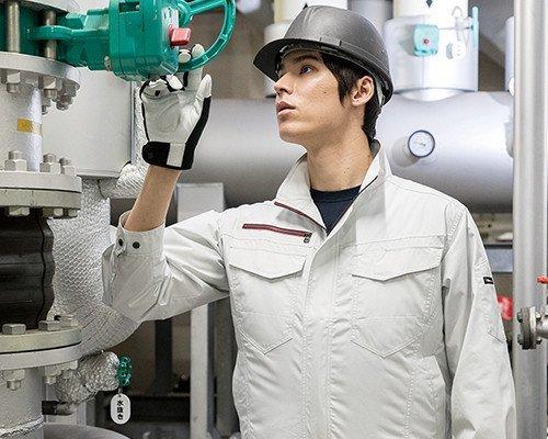 製造・工場 空調服