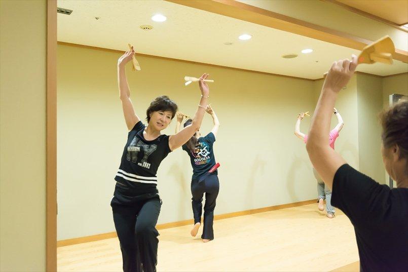 東京よさこいの魅力を伝えるチーム「池袋ヴィーナス」