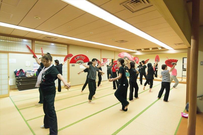 18歳から80歳までのメンバーが精力的に活動