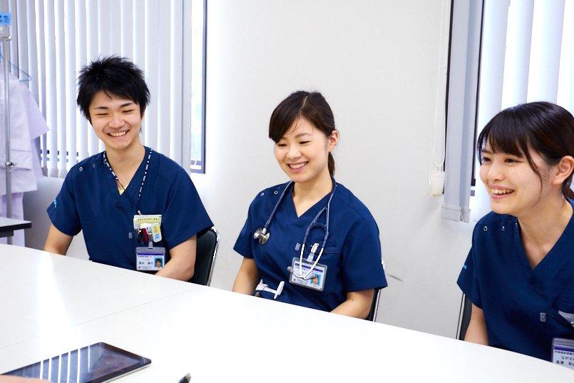 東京医科大学八王子医療センターの研修医の皆様