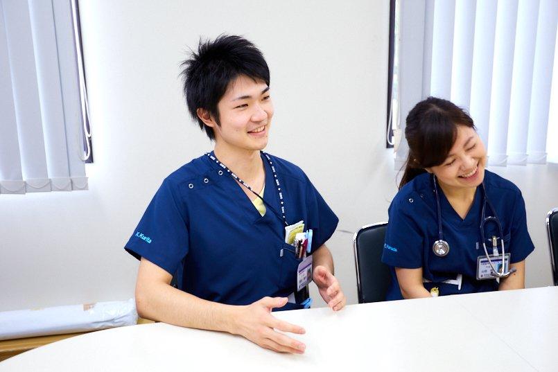 研修医の栗田先生