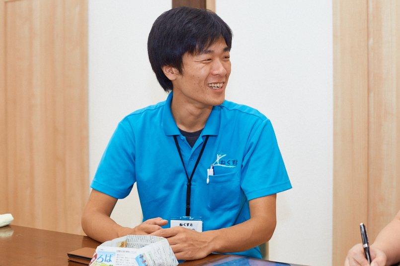 株式会社モンジュ エリアマネージャーの小泉様