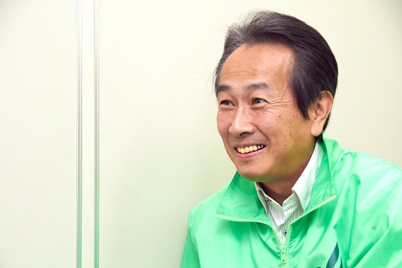 JA八王子、総務企画部企画課の課長沼崎様