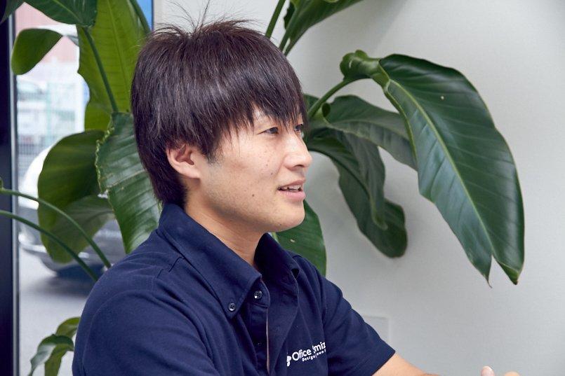 ユニフォーム制作を担当された、株式会社オフィス清水のマーケティングマネージャー
